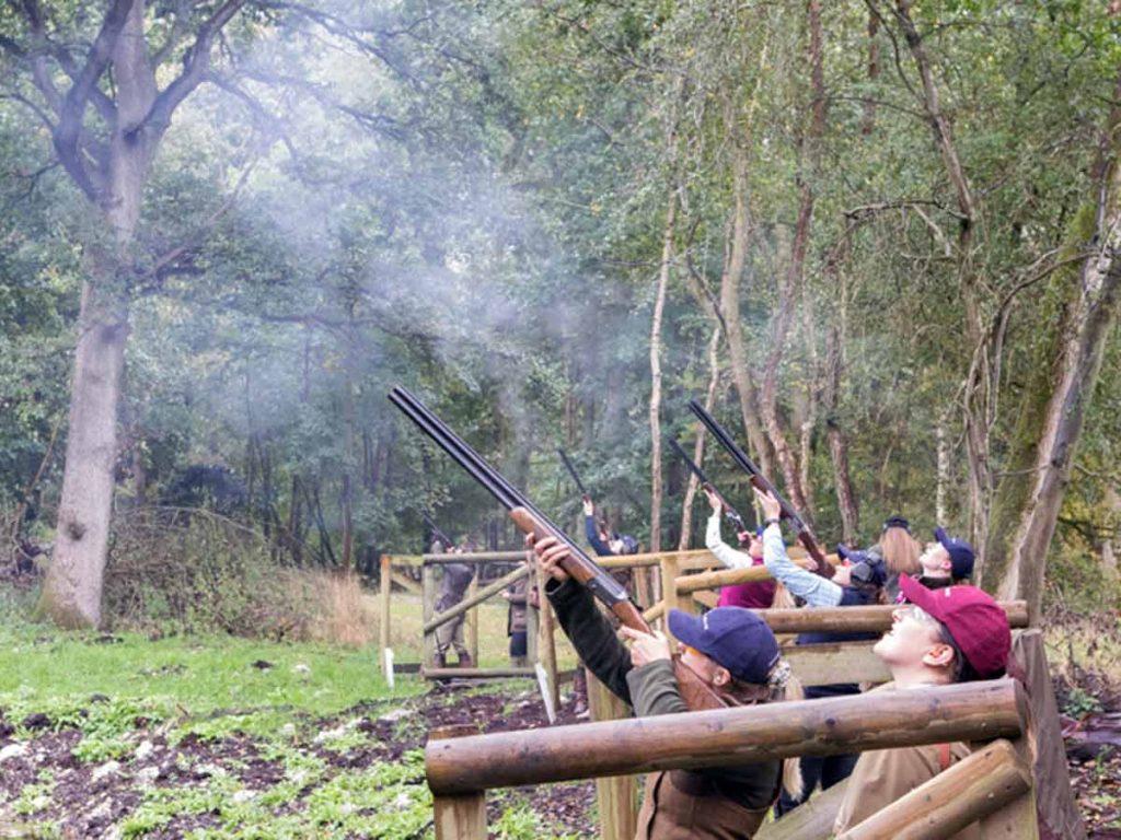 Quidenham Clay Shooters